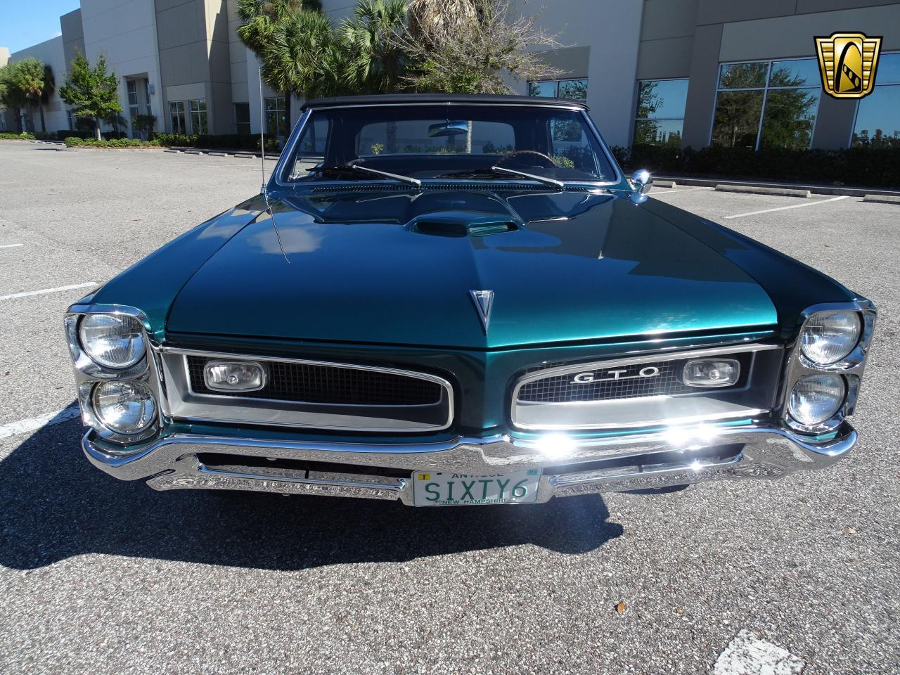 Large Picture of 1966 Pontiac GTO - $59,000.00 Offered by Gateway Classic Cars - Tampa - MF43