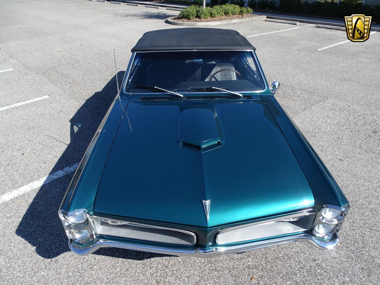 Large Picture of Classic 1966 Pontiac GTO Offered by Gateway Classic Cars - Tampa - MF43