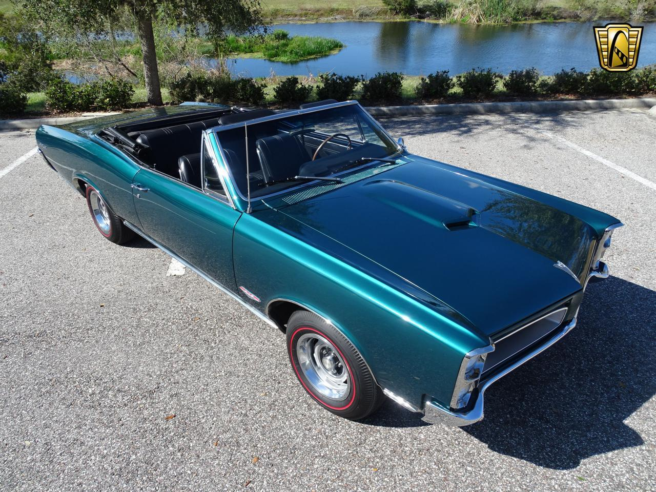 Large Picture of Classic 1966 Pontiac GTO located in Florida - $59,000.00 Offered by Gateway Classic Cars - Tampa - MF43