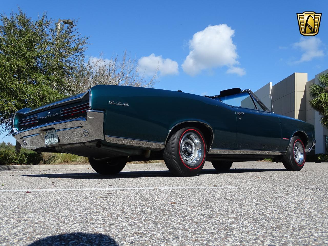 Large Picture of Classic 1966 GTO located in Ruskin Florida Offered by Gateway Classic Cars - Tampa - MF43