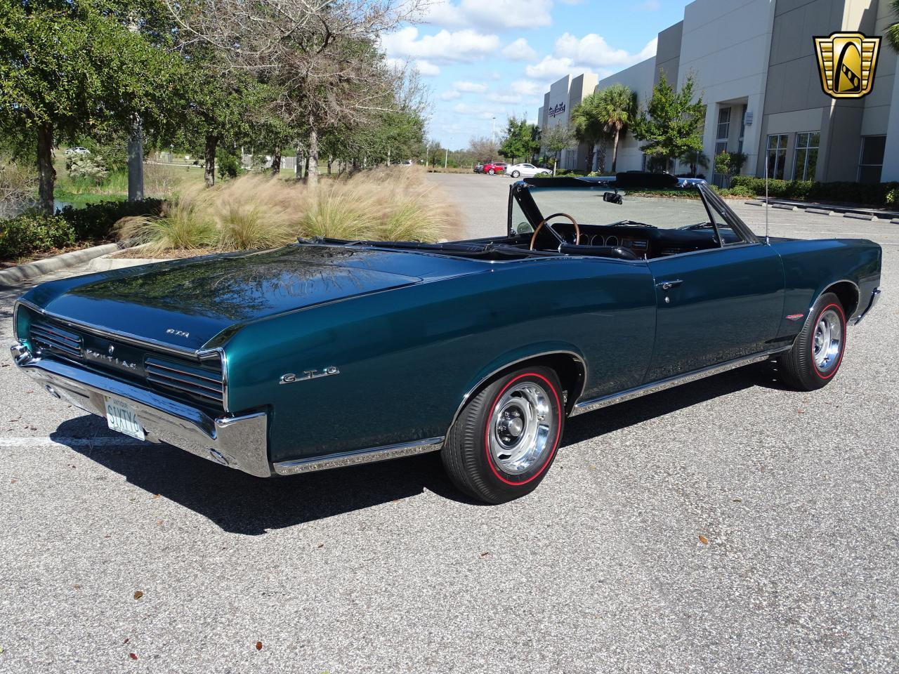 Large Picture of 1966 Pontiac GTO located in Florida Offered by Gateway Classic Cars - Tampa - MF43