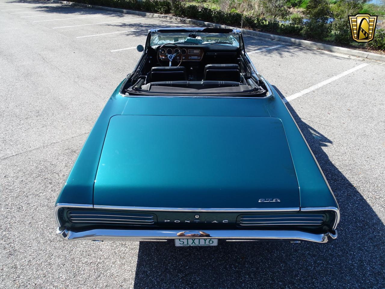 Large Picture of 1966 Pontiac GTO - MF43