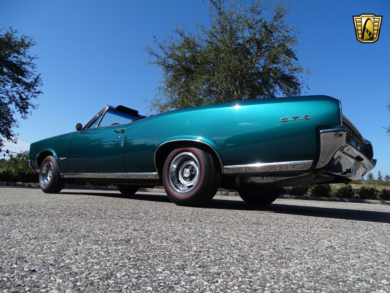 Large Picture of Classic '66 Pontiac GTO located in Florida - $59,000.00 Offered by Gateway Classic Cars - Tampa - MF43