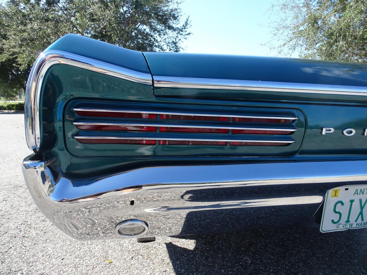 Large Picture of 1966 Pontiac GTO located in Florida - MF43