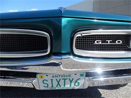 Picture of Classic '66 Pontiac GTO - $59,000.00 Offered by Gateway Classic Cars - Tampa - MF43