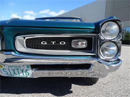 Picture of Classic 1966 GTO located in Florida Offered by Gateway Classic Cars - Tampa - MF43