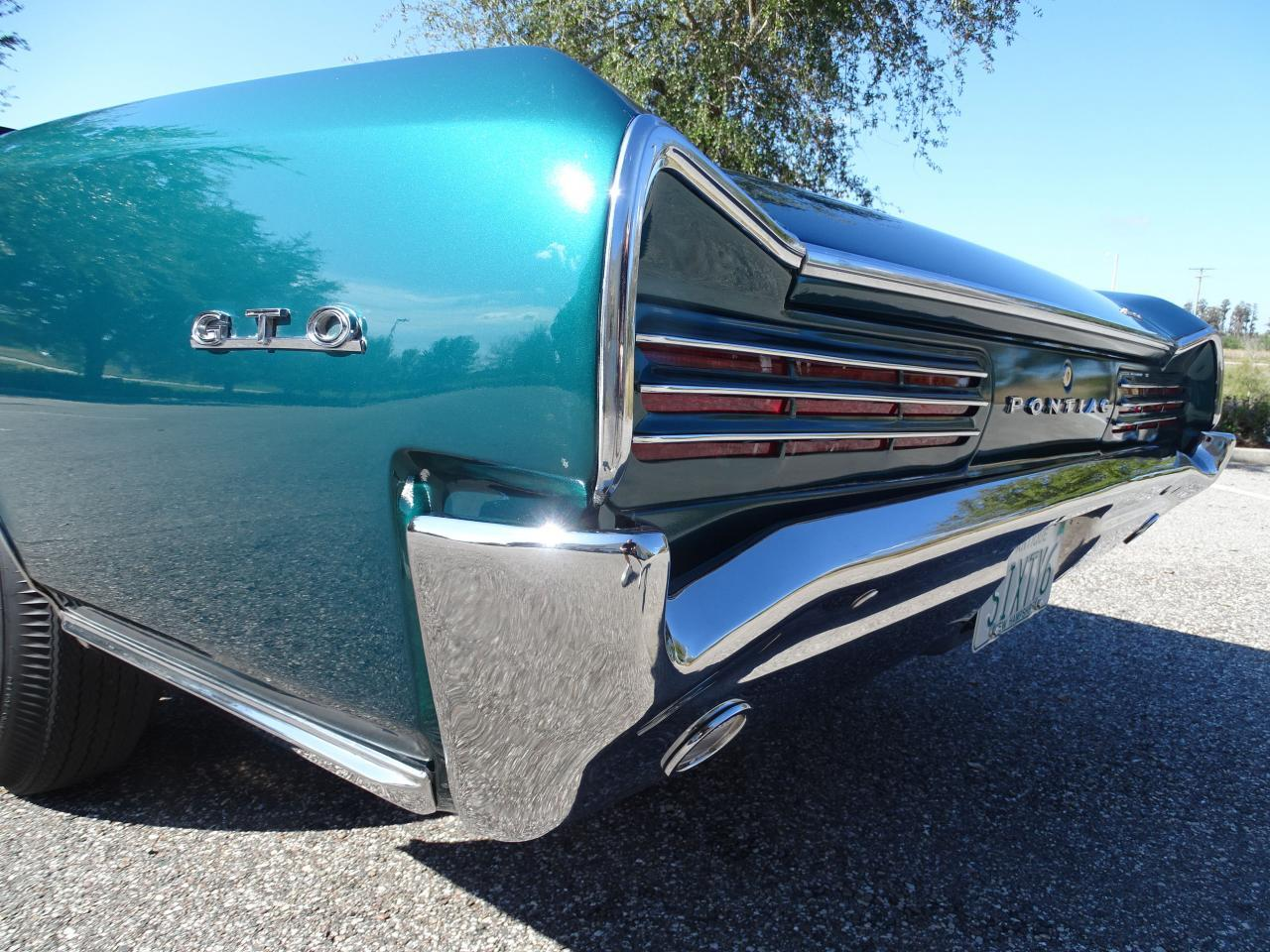 Large Picture of Classic '66 GTO located in Ruskin Florida - MF43