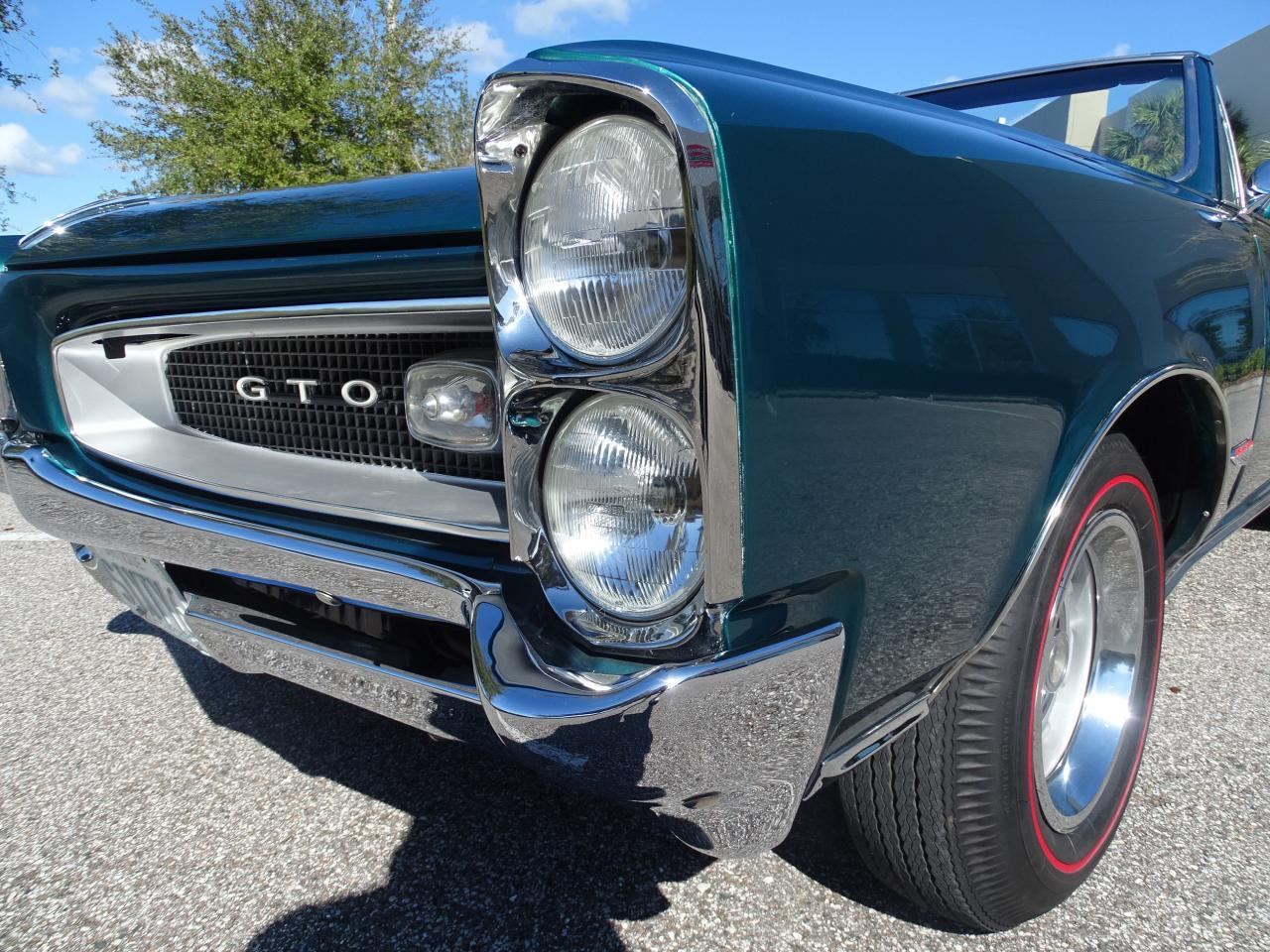 Large Picture of '66 GTO located in Ruskin Florida Offered by Gateway Classic Cars - Tampa - MF43