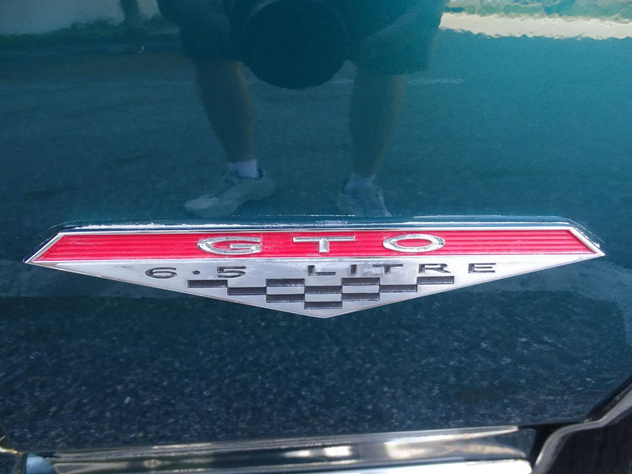 Large Picture of Classic 1966 GTO located in Ruskin Florida - $59,000.00 - MF43