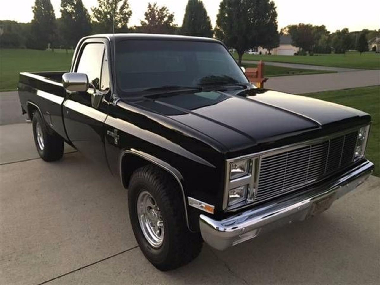 Large Picture of 1982 C/K 20 located in Michigan Offered by Classic Car Deals - MF4K