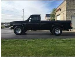 Picture of 1982 Chevrolet C/K 20 located in Michigan Offered by Classic Car Deals - MF4K