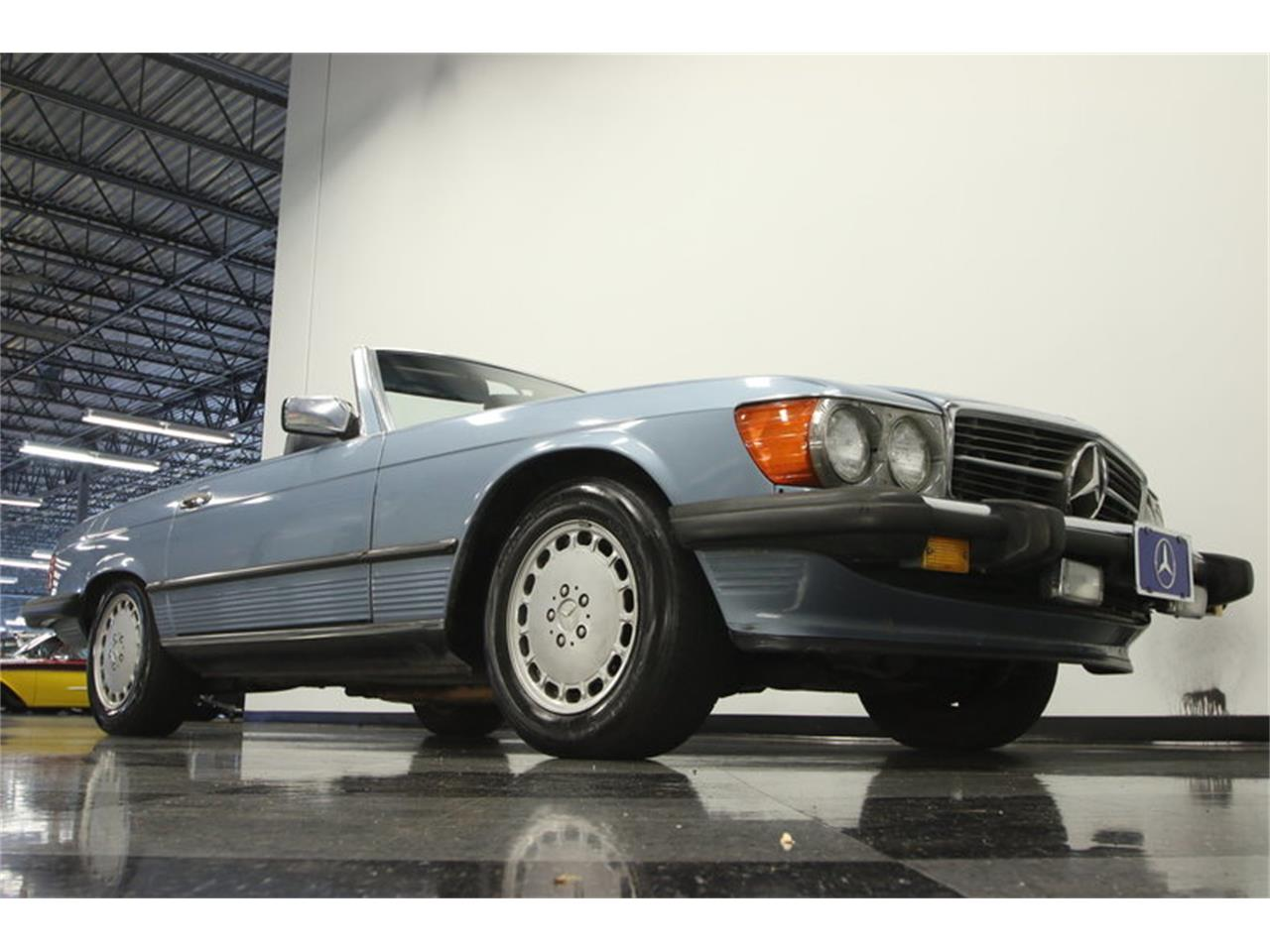 Large Picture of '87 560SL - MF4M