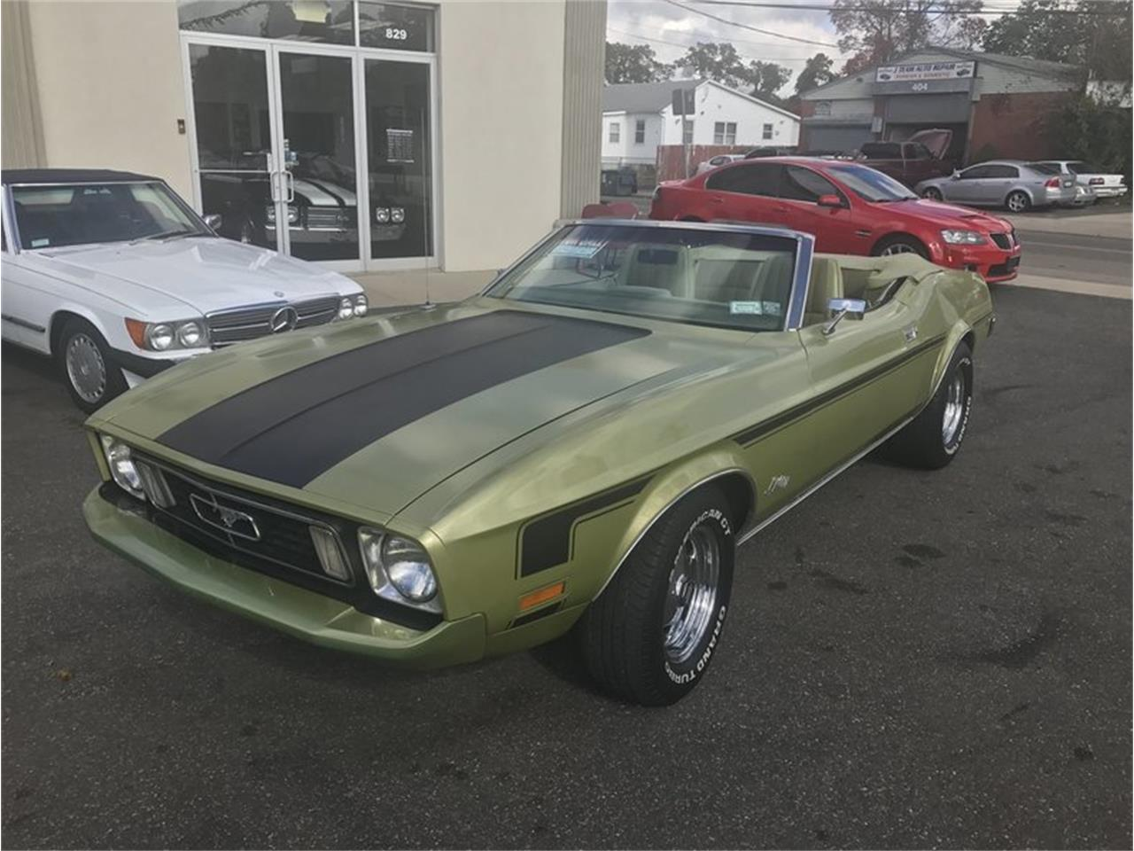 Large Picture of Classic '73 Ford Mustang - $12,900.00 Offered by Hollywood Motors - MF56