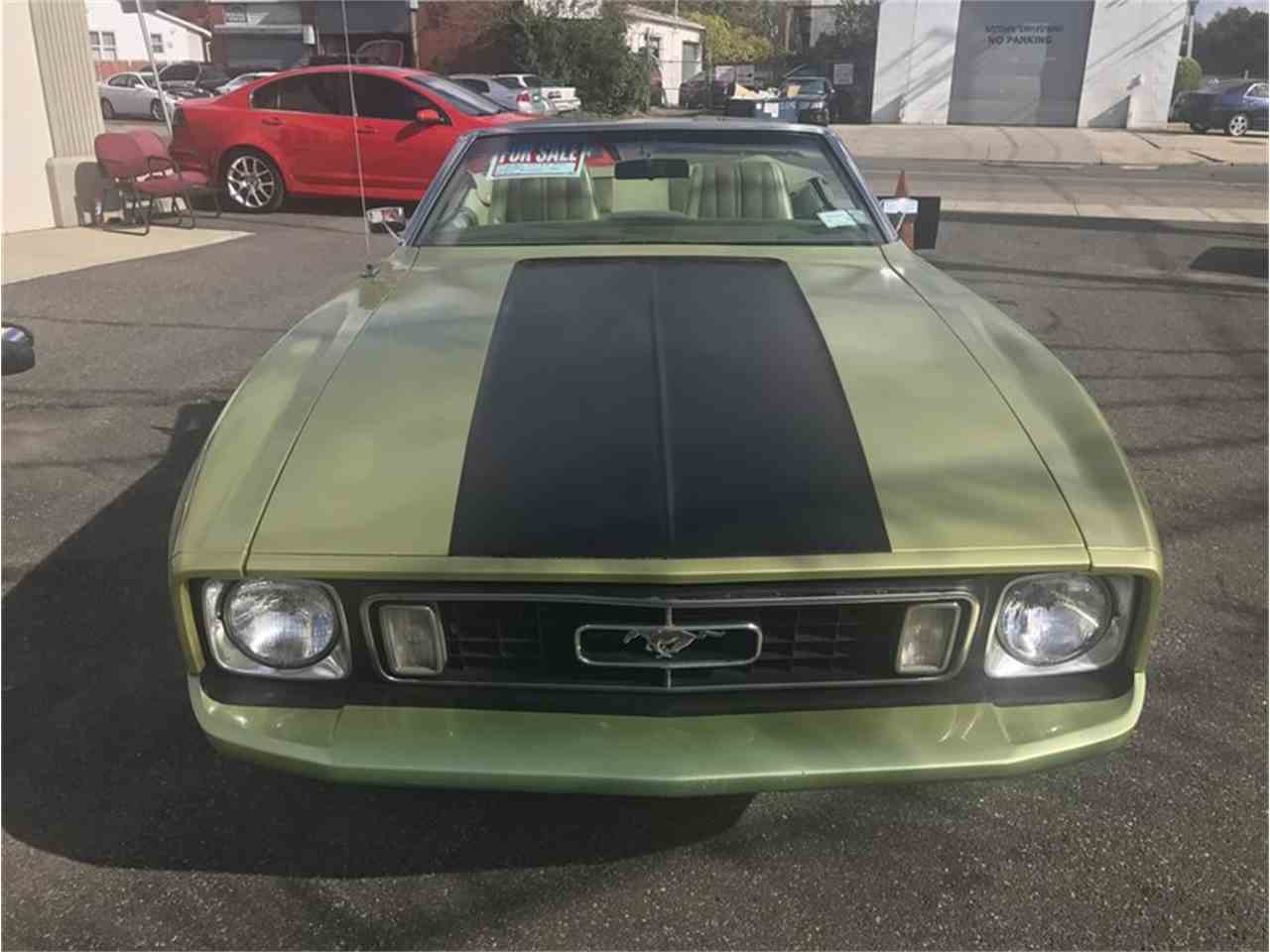 Large Picture of '73 Mustang - MF56