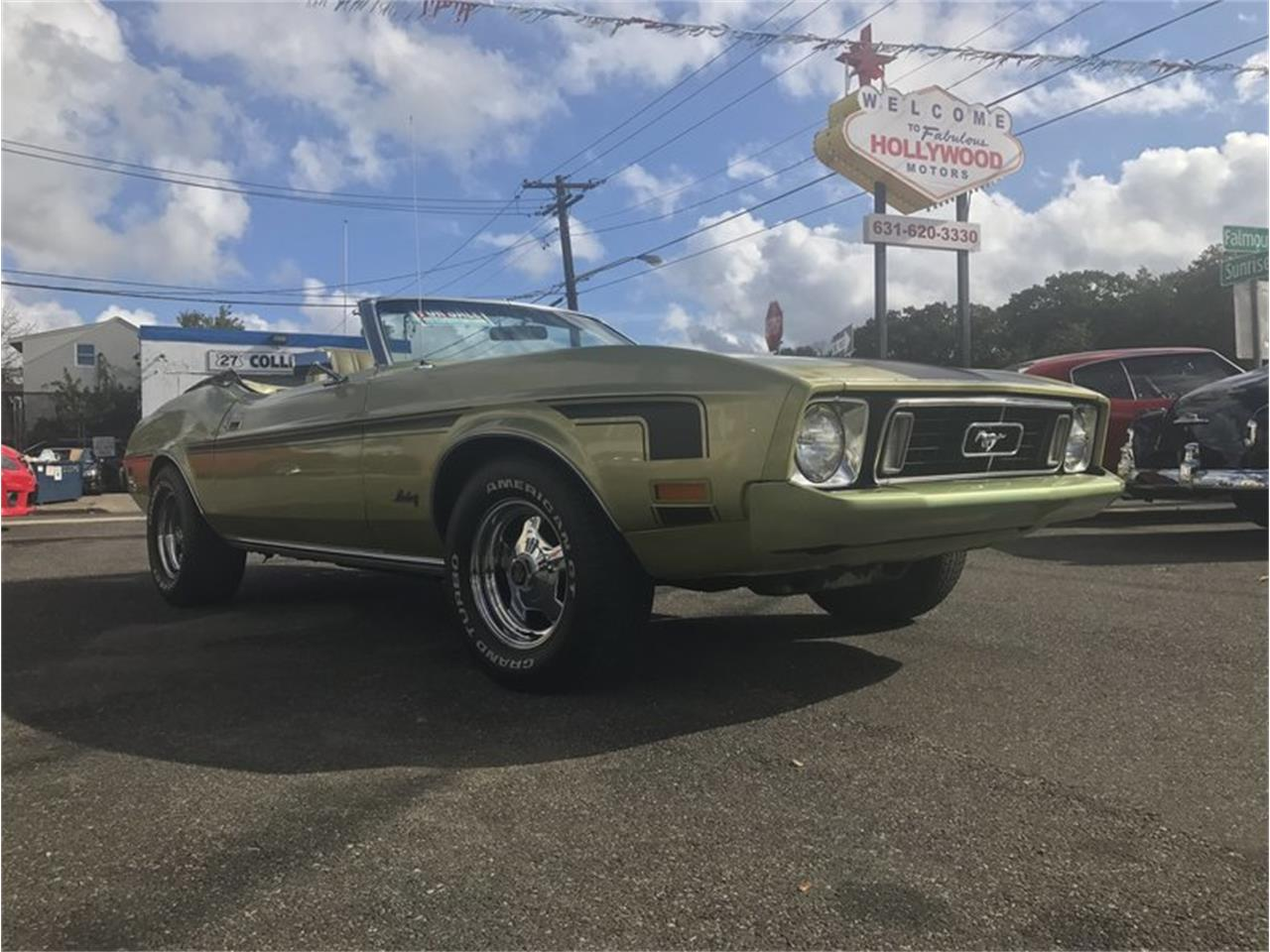 Large Picture of 1973 Ford Mustang located in West Babylon New York - MF56