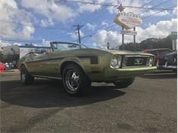 Picture of 1973 Ford Mustang located in West Babylon New York - $12,900.00 Offered by Hollywood Motors - MF56