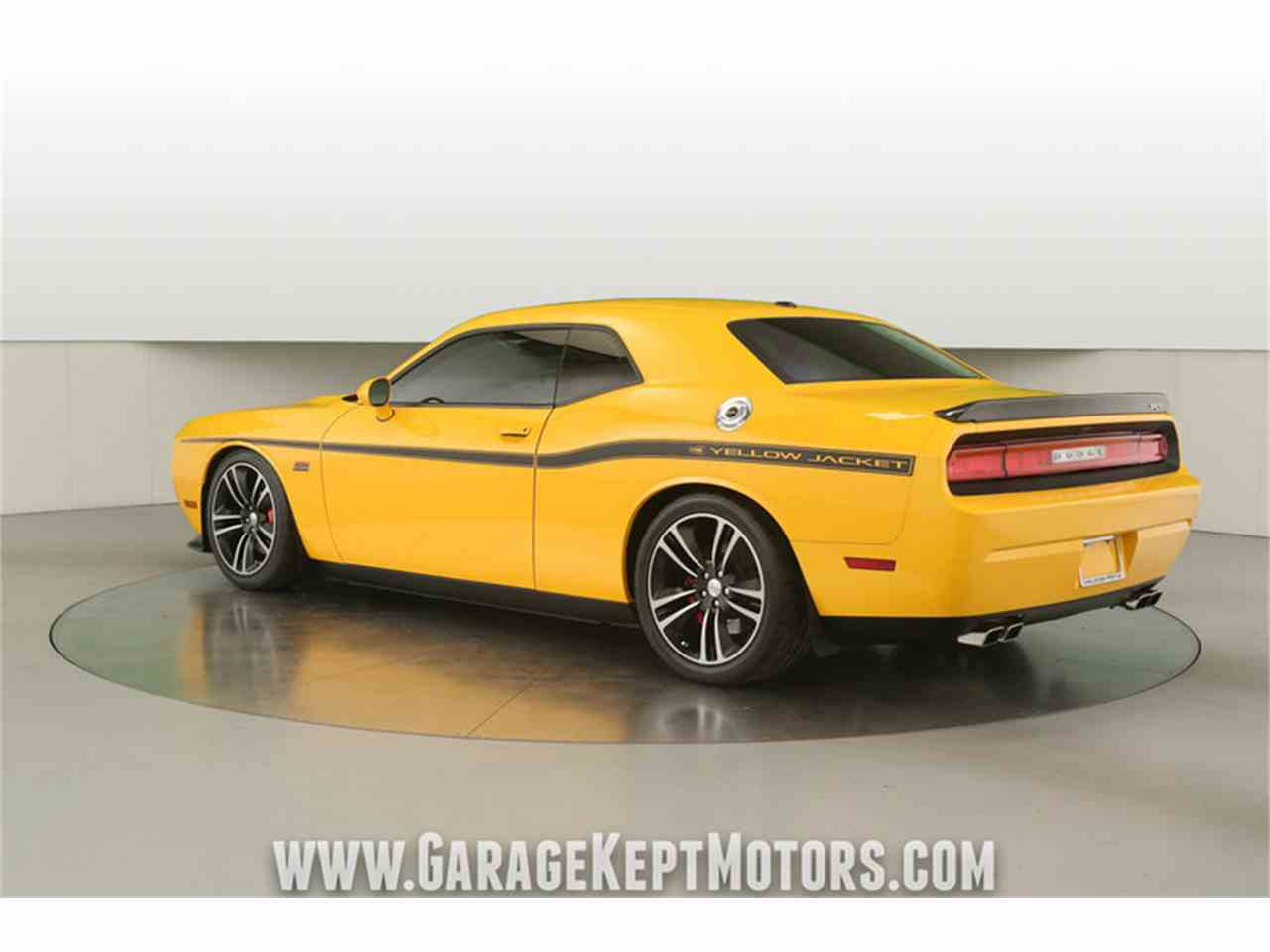 Large Picture of '12 Dodge Challenger SRT8 392 Yellow Jacket - $36,500.00 - MAXR
