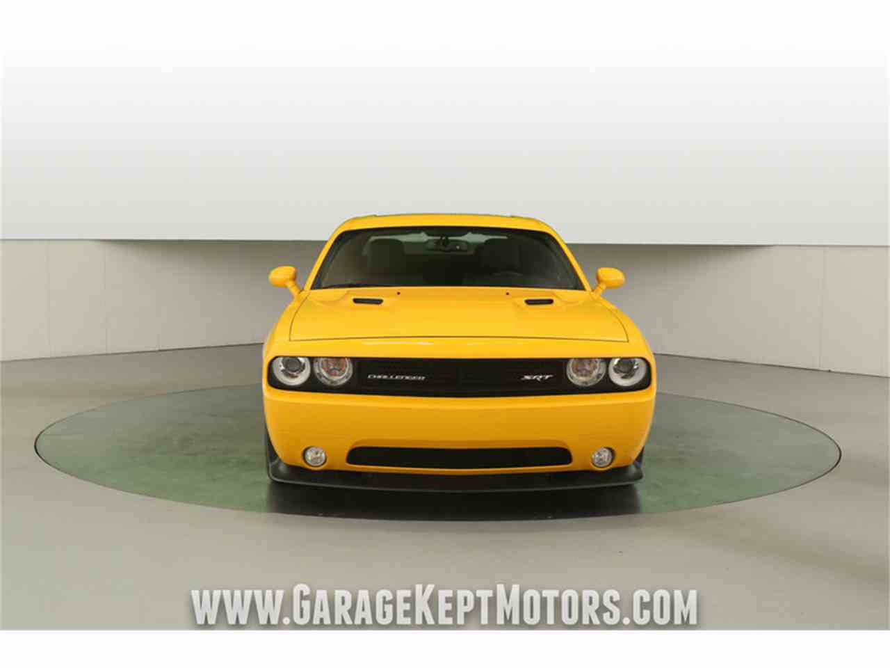 Large Picture of 2012 Dodge Challenger SRT8 392 Yellow Jacket Offered by Garage Kept Motors - MAXR