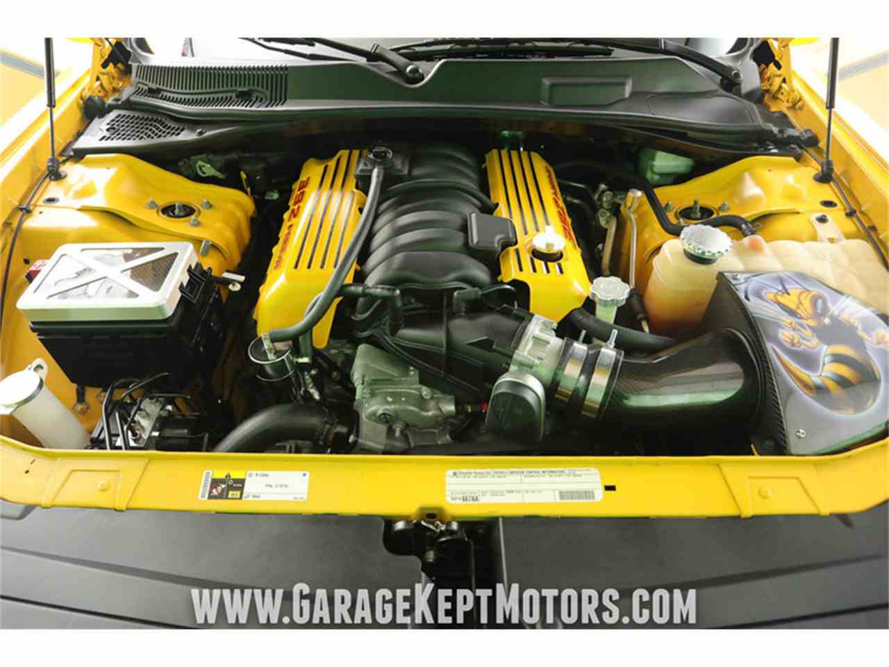 Large Picture of '12 Dodge Challenger SRT8 392 Yellow Jacket located in Michigan - $36,500.00 - MAXR