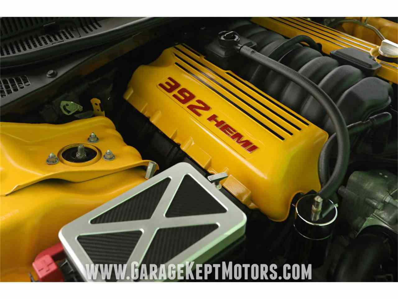 Large Picture of 2012 Dodge Challenger SRT8 392 Yellow Jacket - MAXR