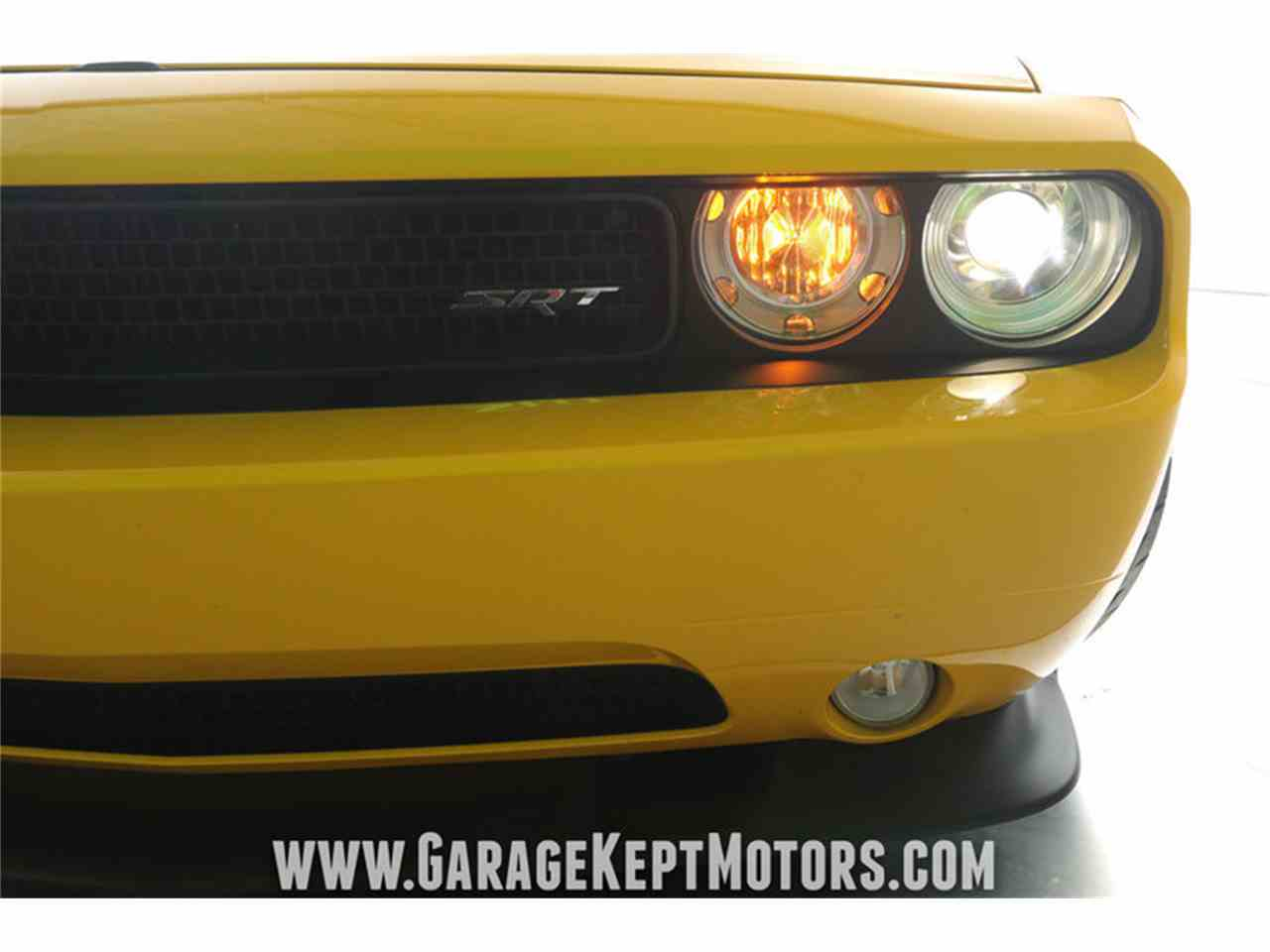 Large Picture of '12 Dodge Challenger SRT8 392 Yellow Jacket located in Grand Rapids Michigan - $36,500.00 - MAXR