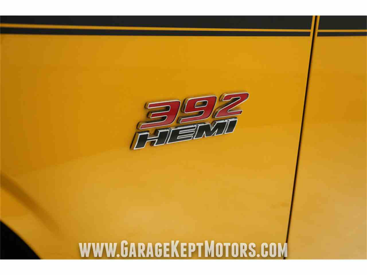 Large Picture of 2012 Dodge Challenger SRT8 392 Yellow Jacket located in Grand Rapids Michigan Offered by Garage Kept Motors - MAXR