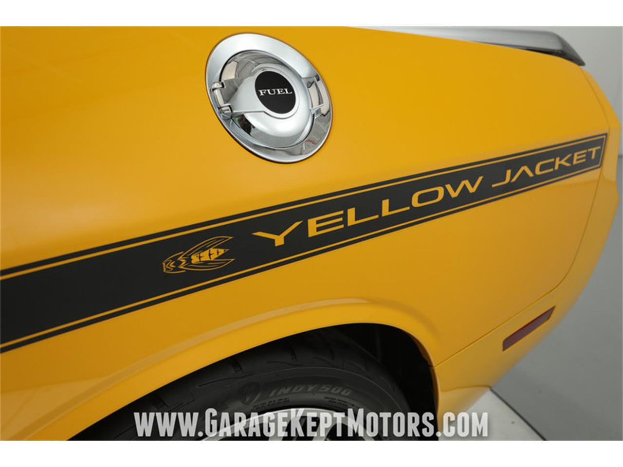 Large Picture of '12 Challenger SRT8 392 Yellow Jacket - MAXR