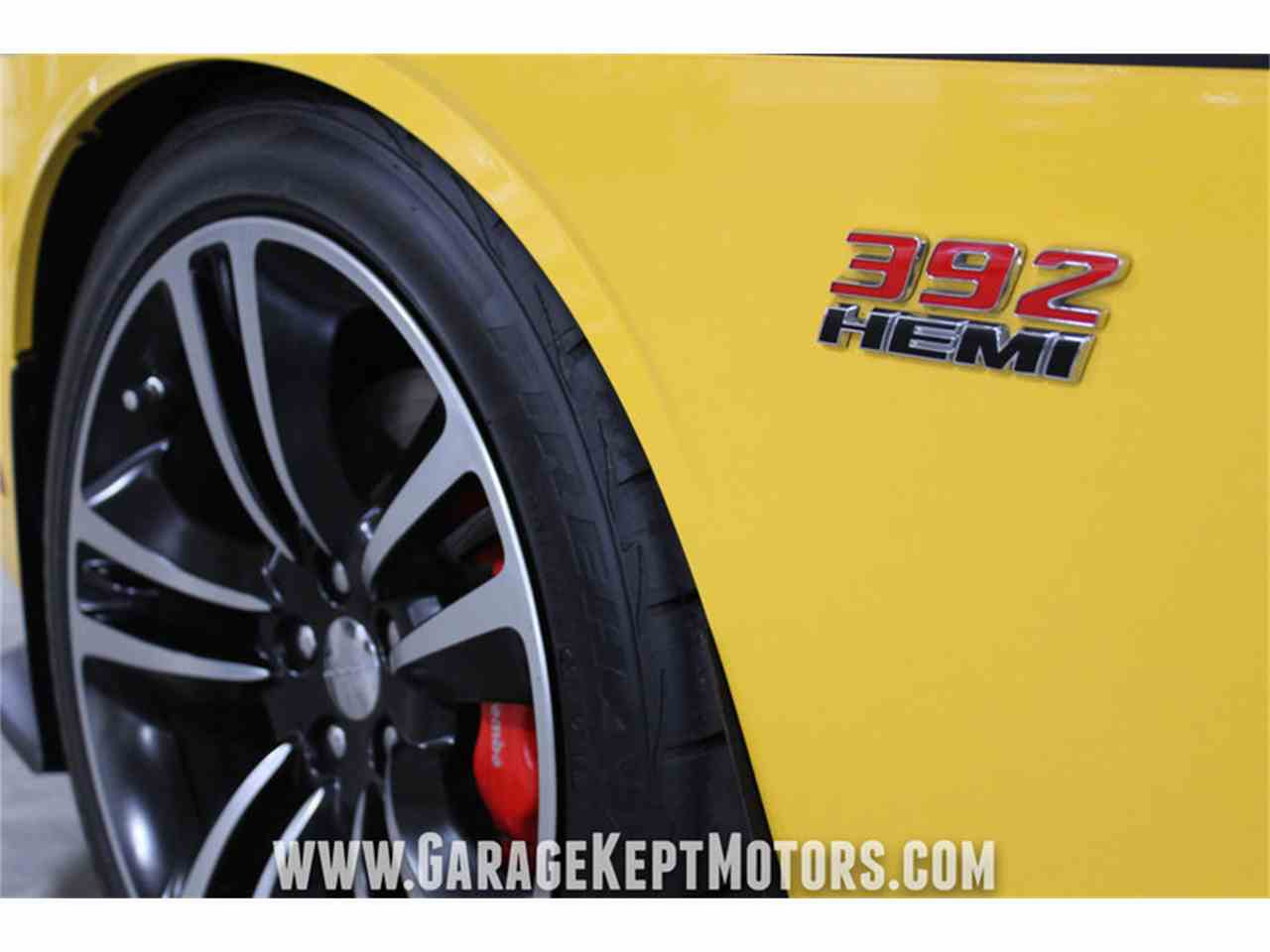 Large Picture of 2012 Challenger SRT8 392 Yellow Jacket located in Michigan - MAXR