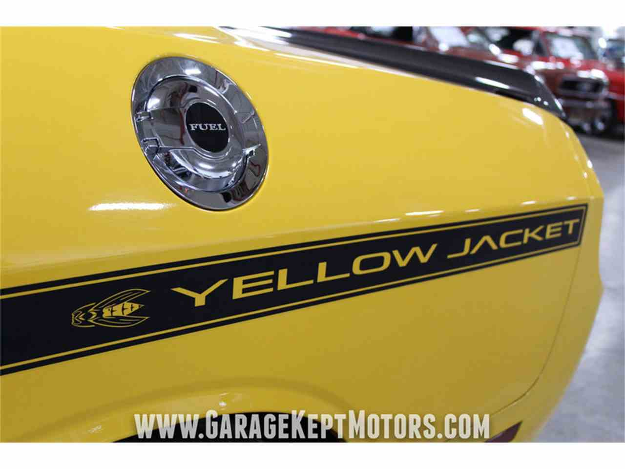 Large Picture of '12 Dodge Challenger SRT8 392 Yellow Jacket located in Grand Rapids Michigan - $36,500.00 Offered by Garage Kept Motors - MAXR