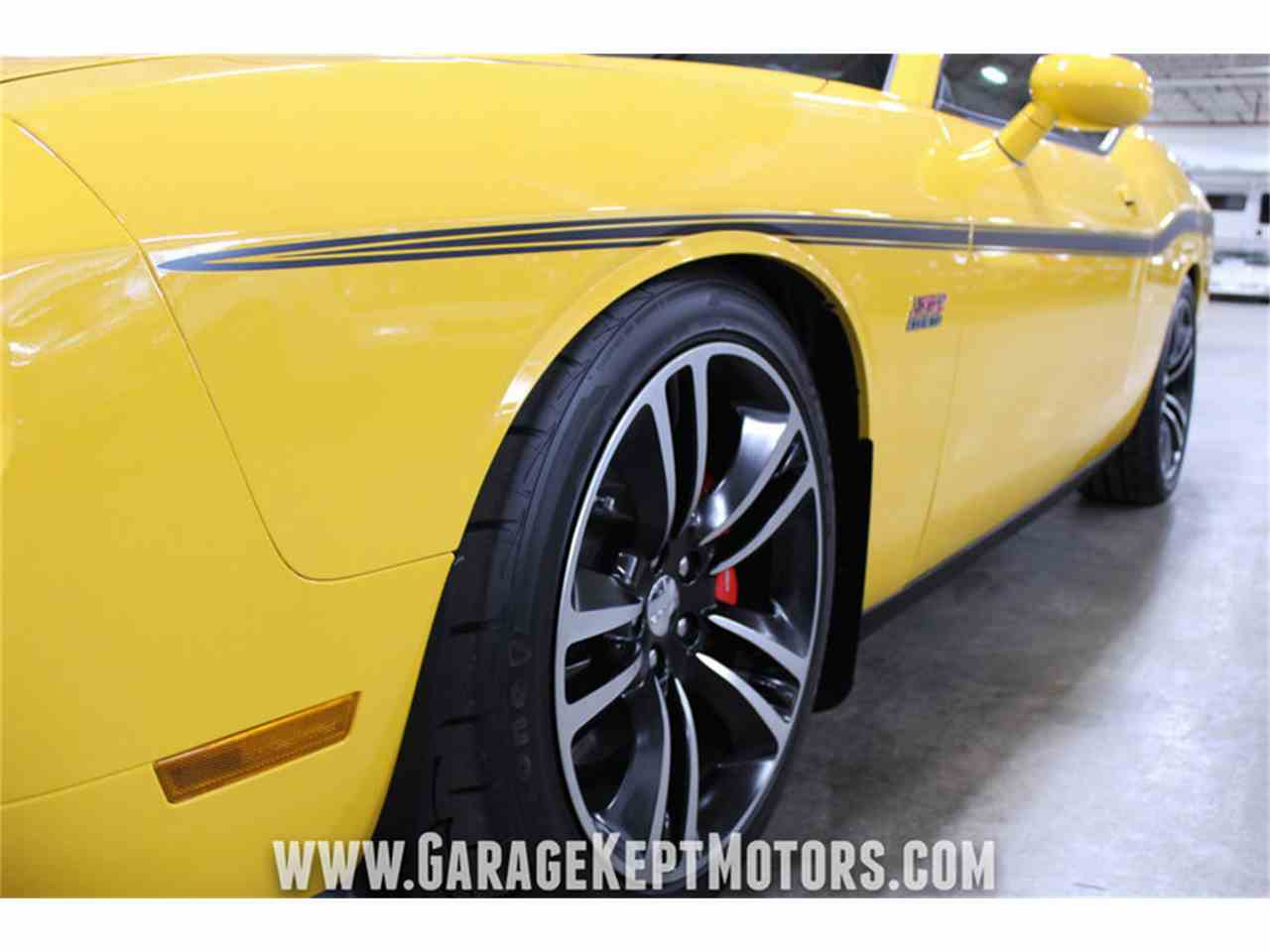 Large Picture of '12 Challenger SRT8 392 Yellow Jacket located in Grand Rapids Michigan - $36,500.00 - MAXR