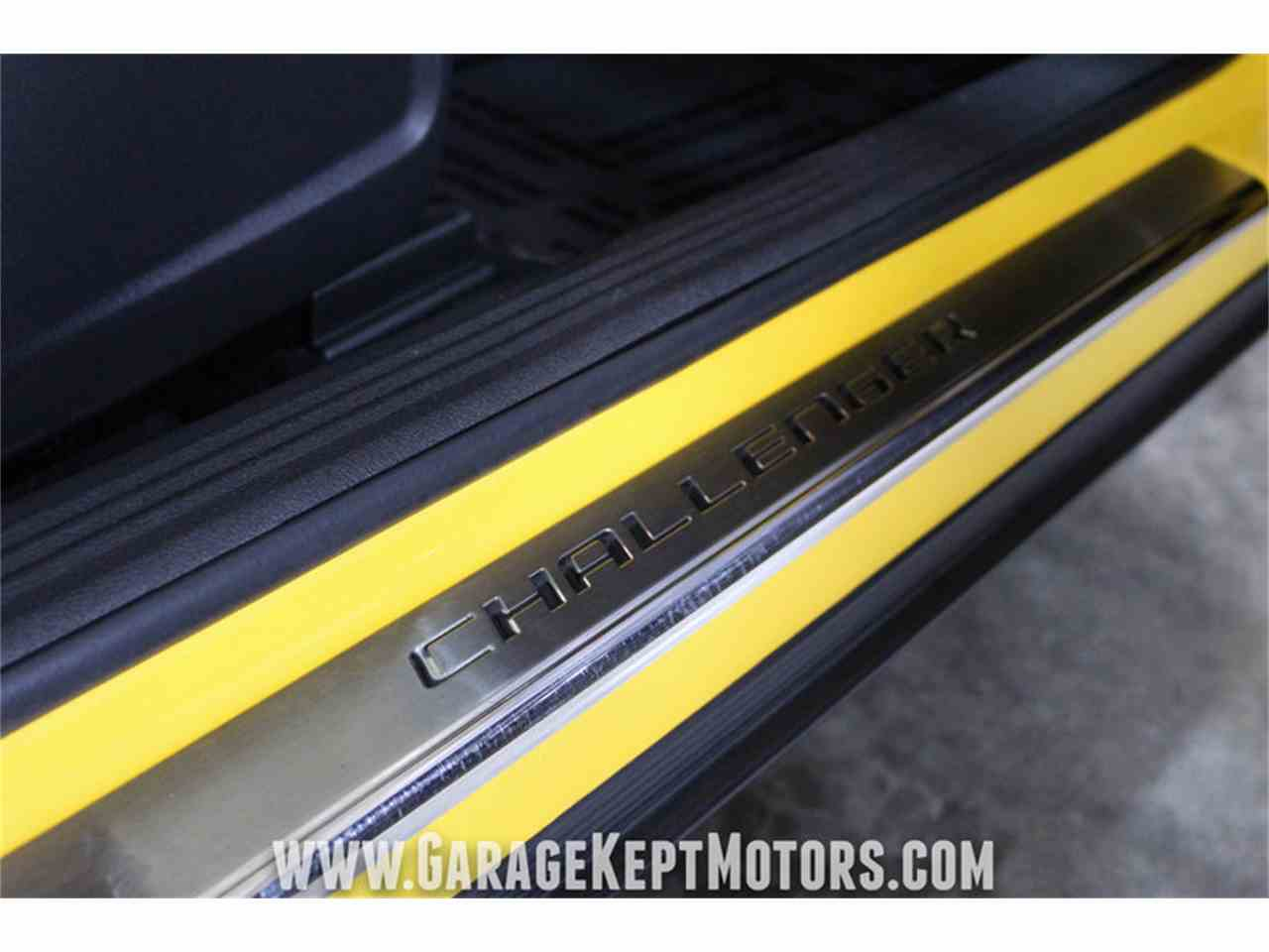Large Picture of 2012 Challenger SRT8 392 Yellow Jacket - MAXR