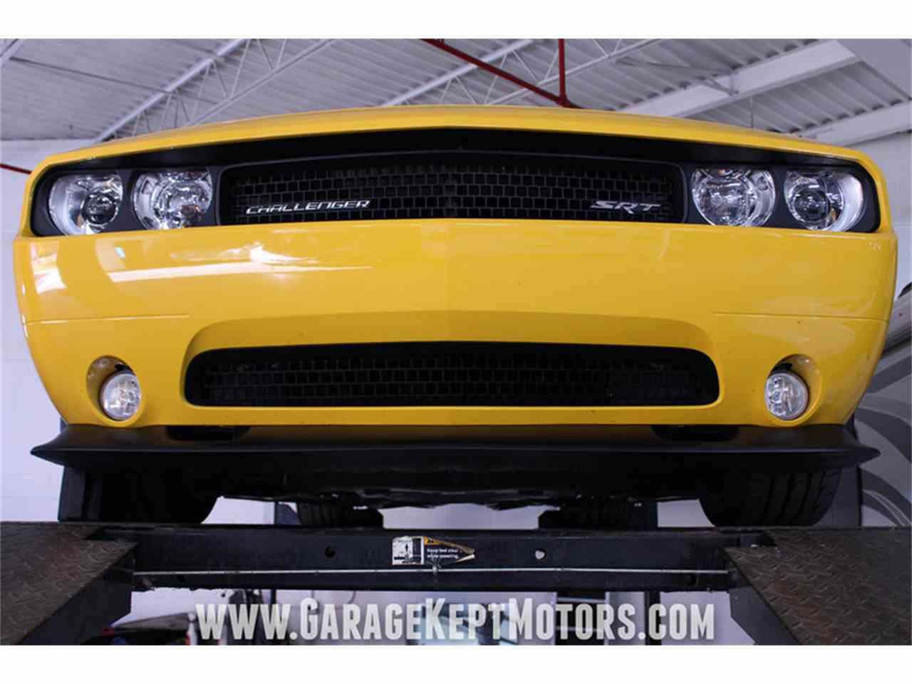 Large Picture of 2012 Challenger SRT8 392 Yellow Jacket located in Grand Rapids Michigan - $36,500.00 Offered by Garage Kept Motors - MAXR