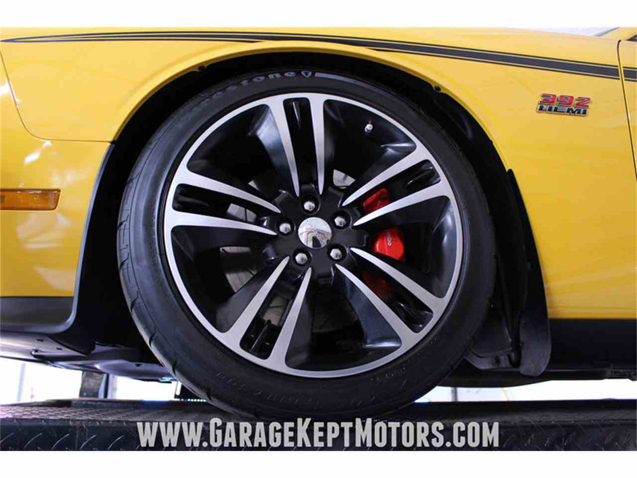 Large Picture of '12 Dodge Challenger SRT8 392 Yellow Jacket - $36,500.00 Offered by Garage Kept Motors - MAXR