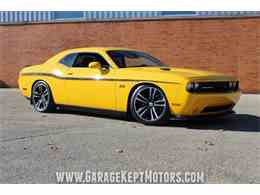 Picture of '12 Dodge Challenger SRT8 392 Yellow Jacket Offered by Garage Kept Motors - MAXR