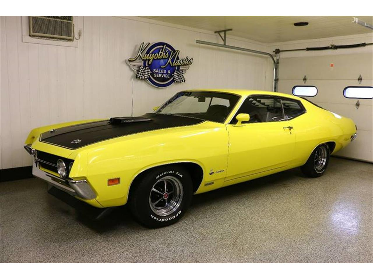 Large Picture of '70 Torino - MF69