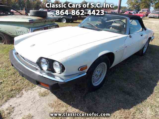 Picture of '90 Jaguar XJS located in Gray Court South Carolina Offered by  - MAXV