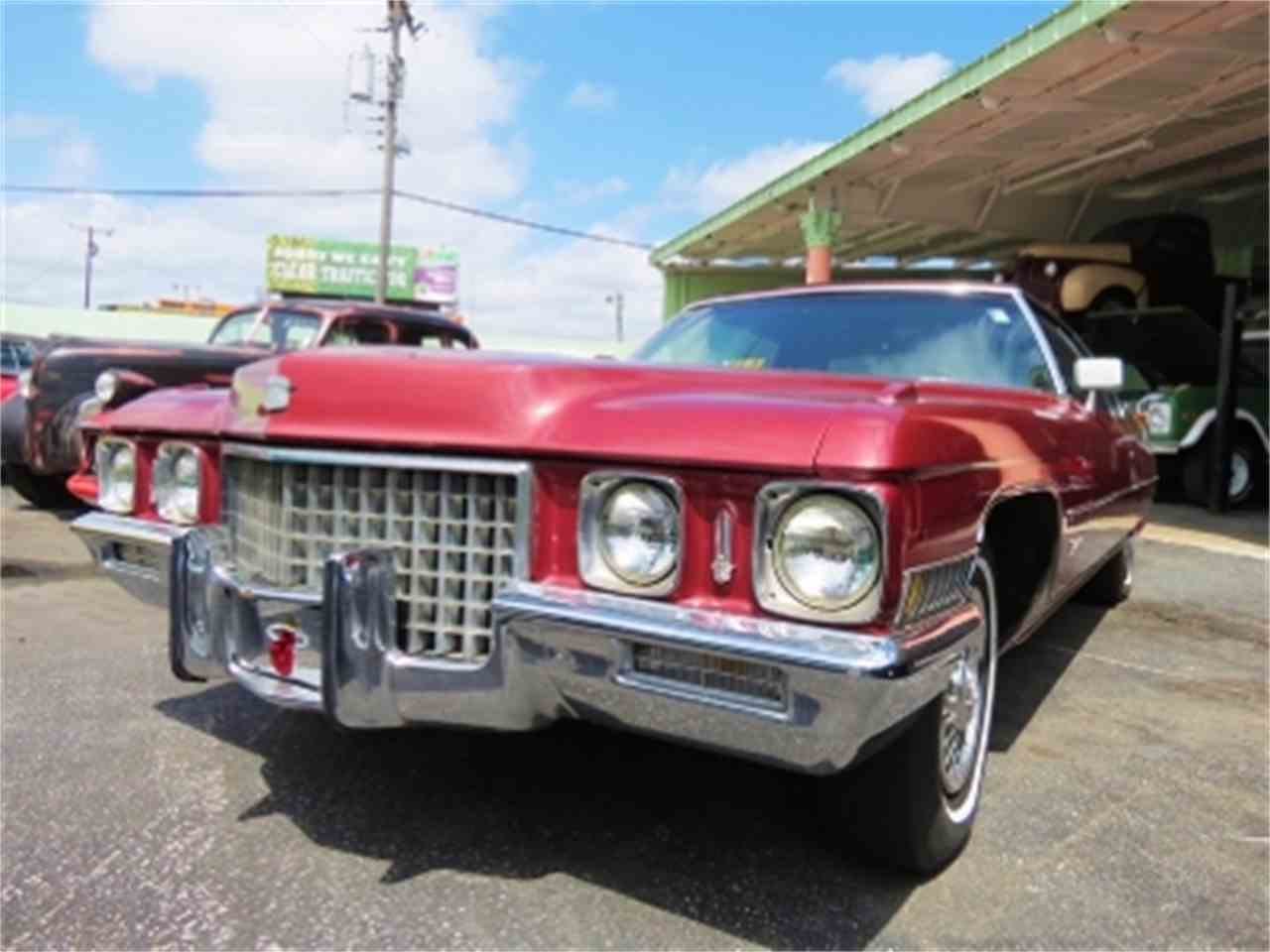 Large Picture of 1971 Cadillac DeVille - $8,500.00 - MF6M