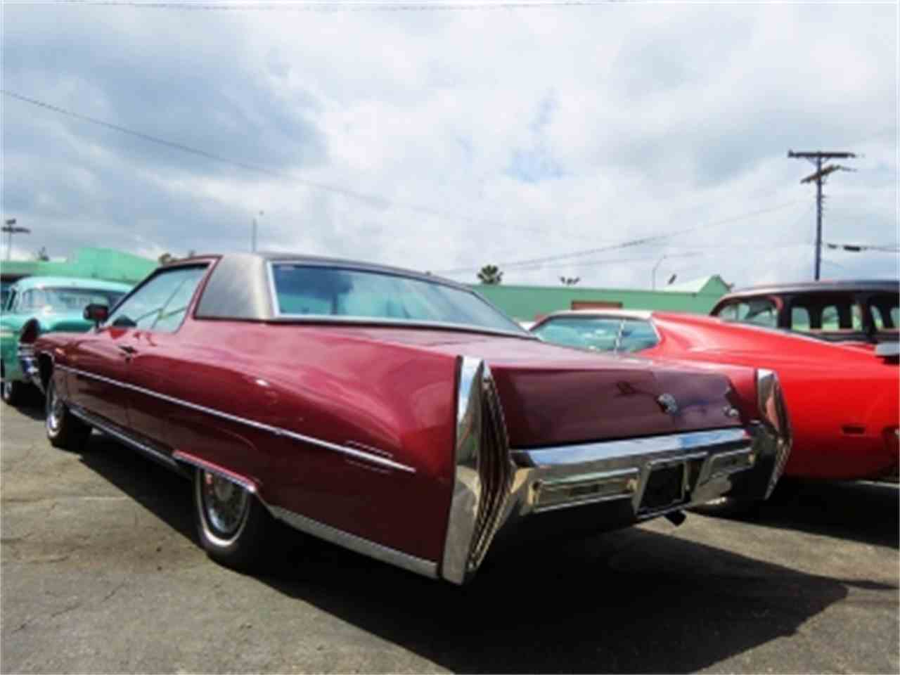 Large Picture of Classic '71 Cadillac DeVille located in Miami Florida - MF6M