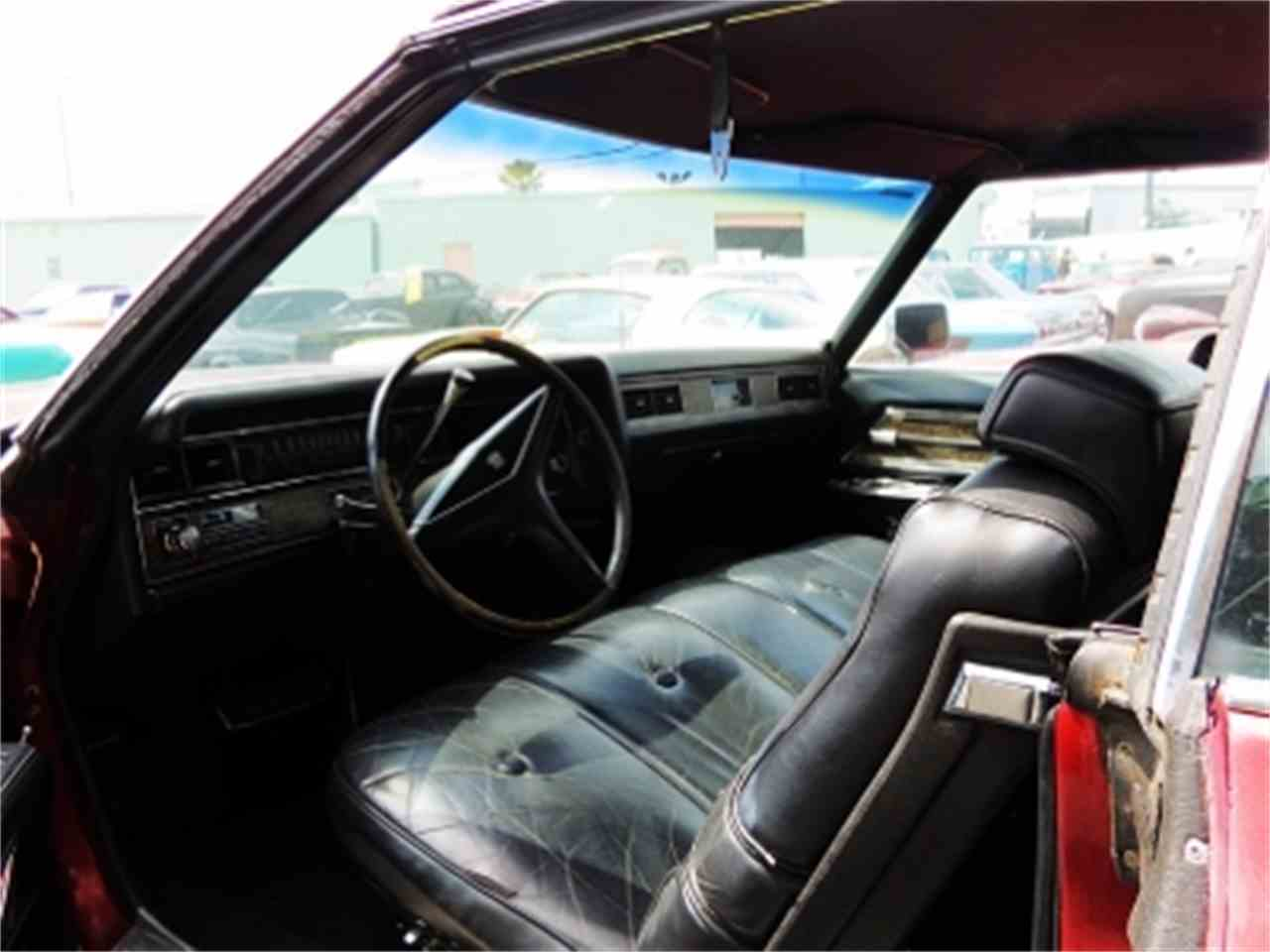 Large Picture of Classic '71 Cadillac DeVille - $8,500.00 Offered by Sobe Classics - MF6M