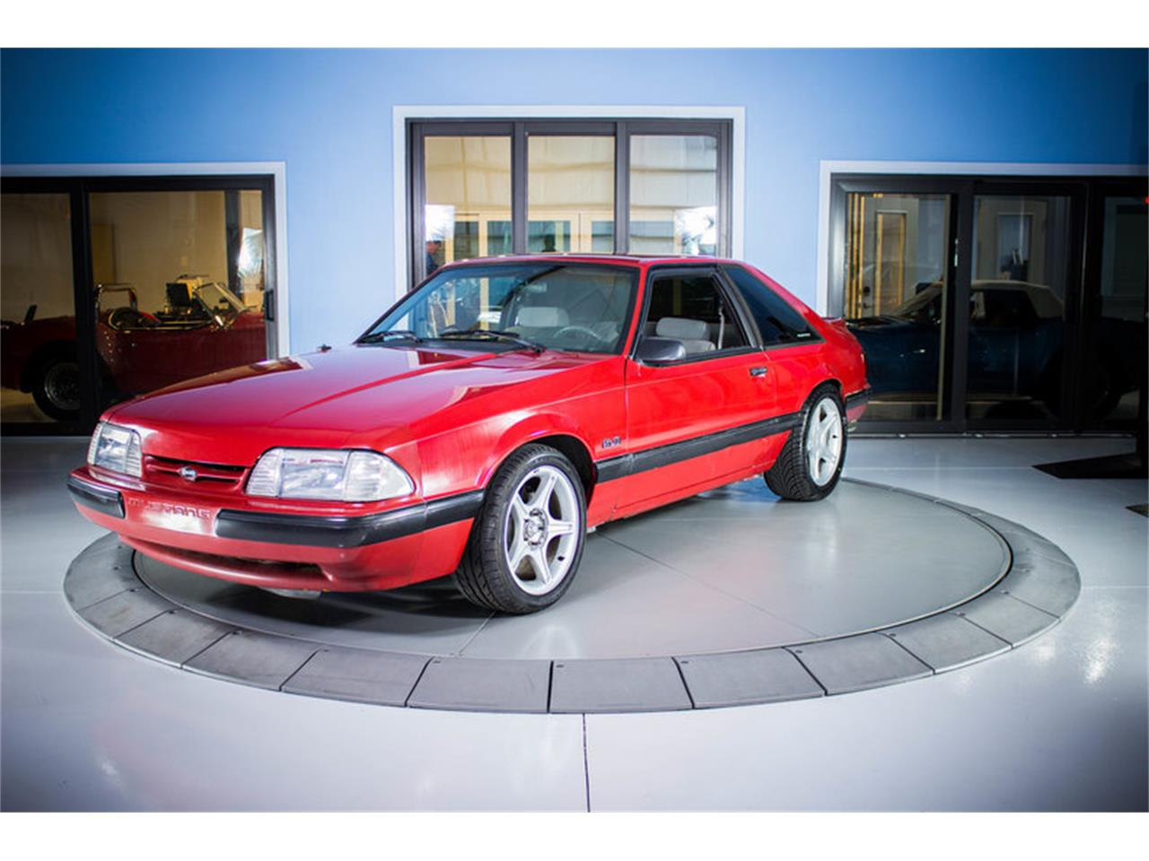 Large Picture of 1988 Ford Mustang Fox Body located in Florida - MF72