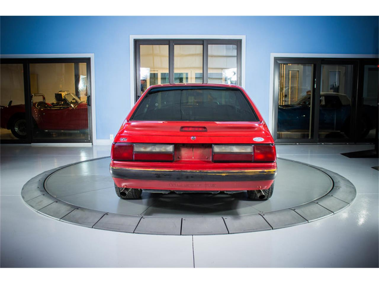 Large Picture of 1988 Ford Mustang Fox Body located in Palmetto Florida - MF72