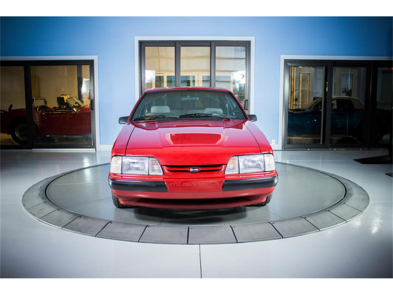 Large Picture of '88 Ford Mustang Fox Body - MF72
