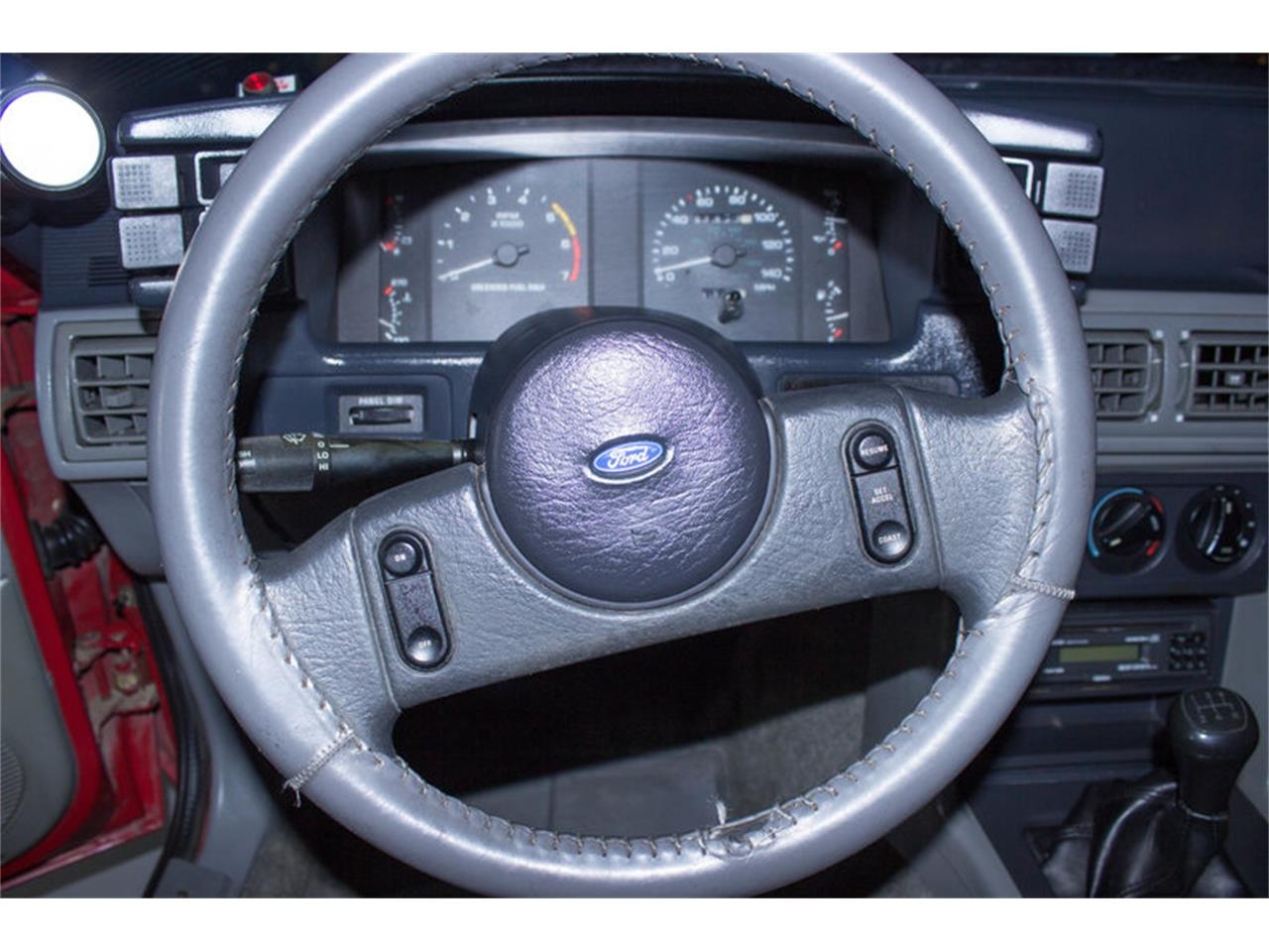 Large Picture of 1988 Ford Mustang Fox Body - $10,897.00 Offered by Skyway Classics - MF72