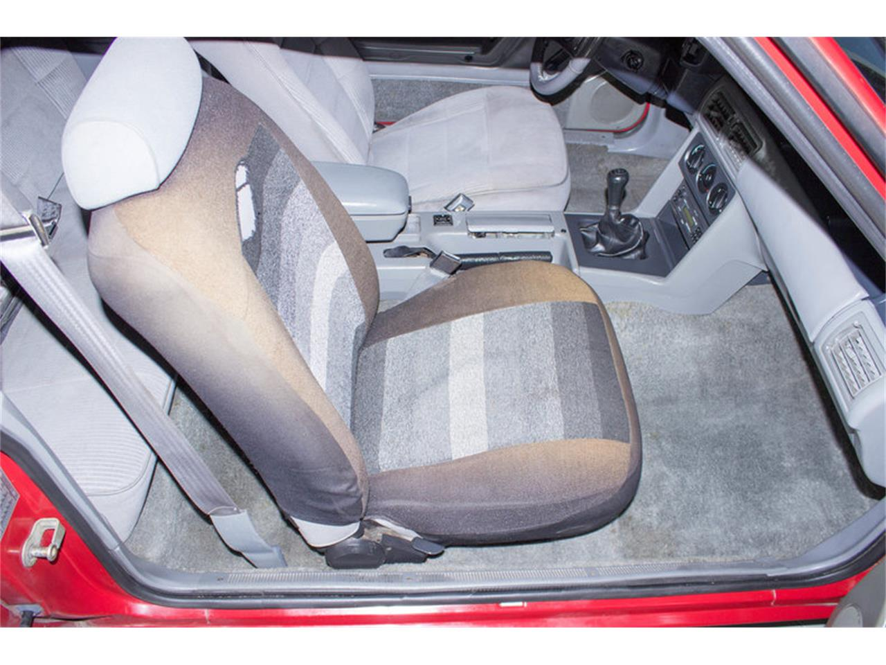 Large Picture of '88 Mustang Fox Body - MF72