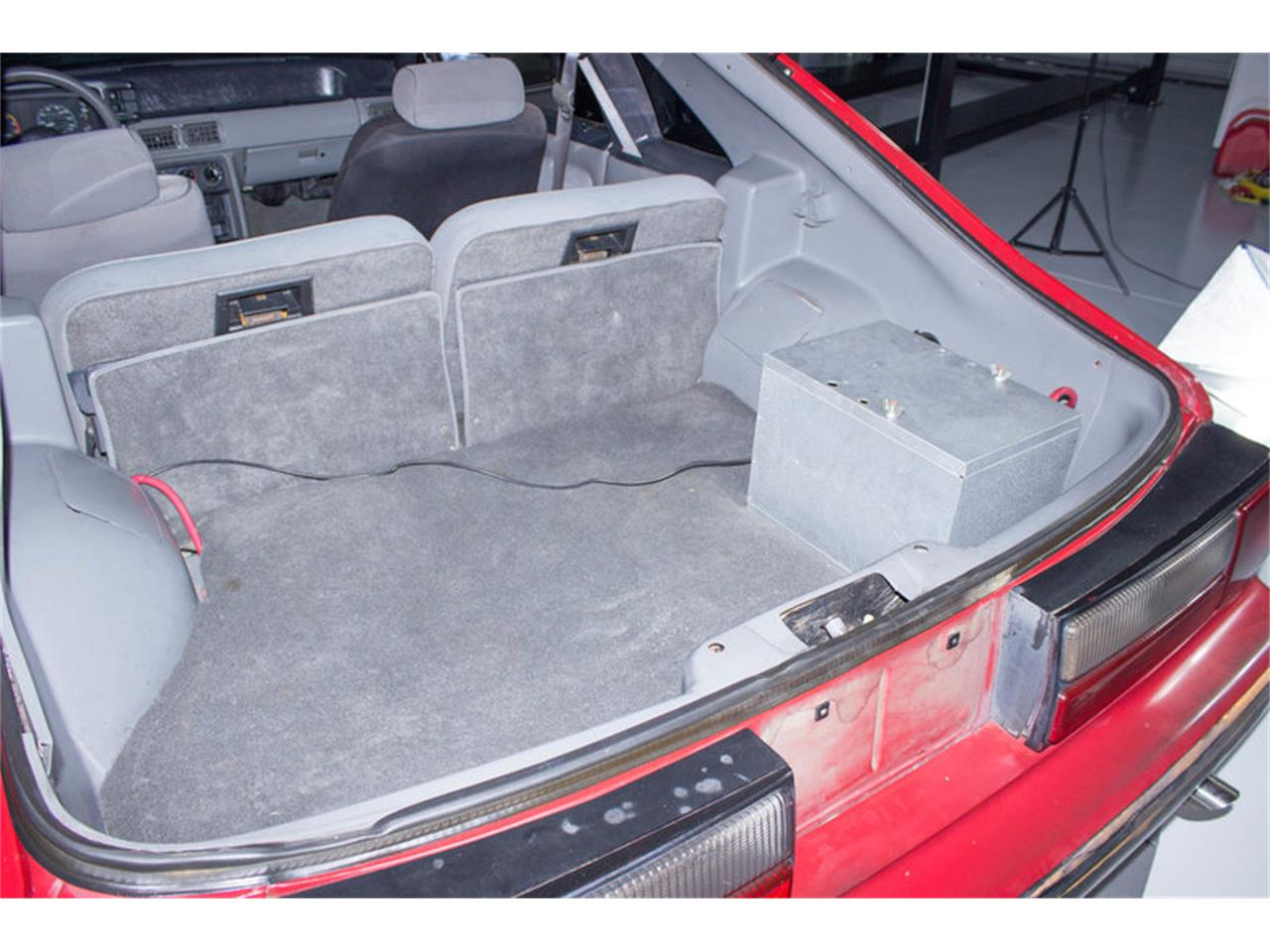 Large Picture of '88 Ford Mustang Fox Body Offered by Skyway Classics - MF72