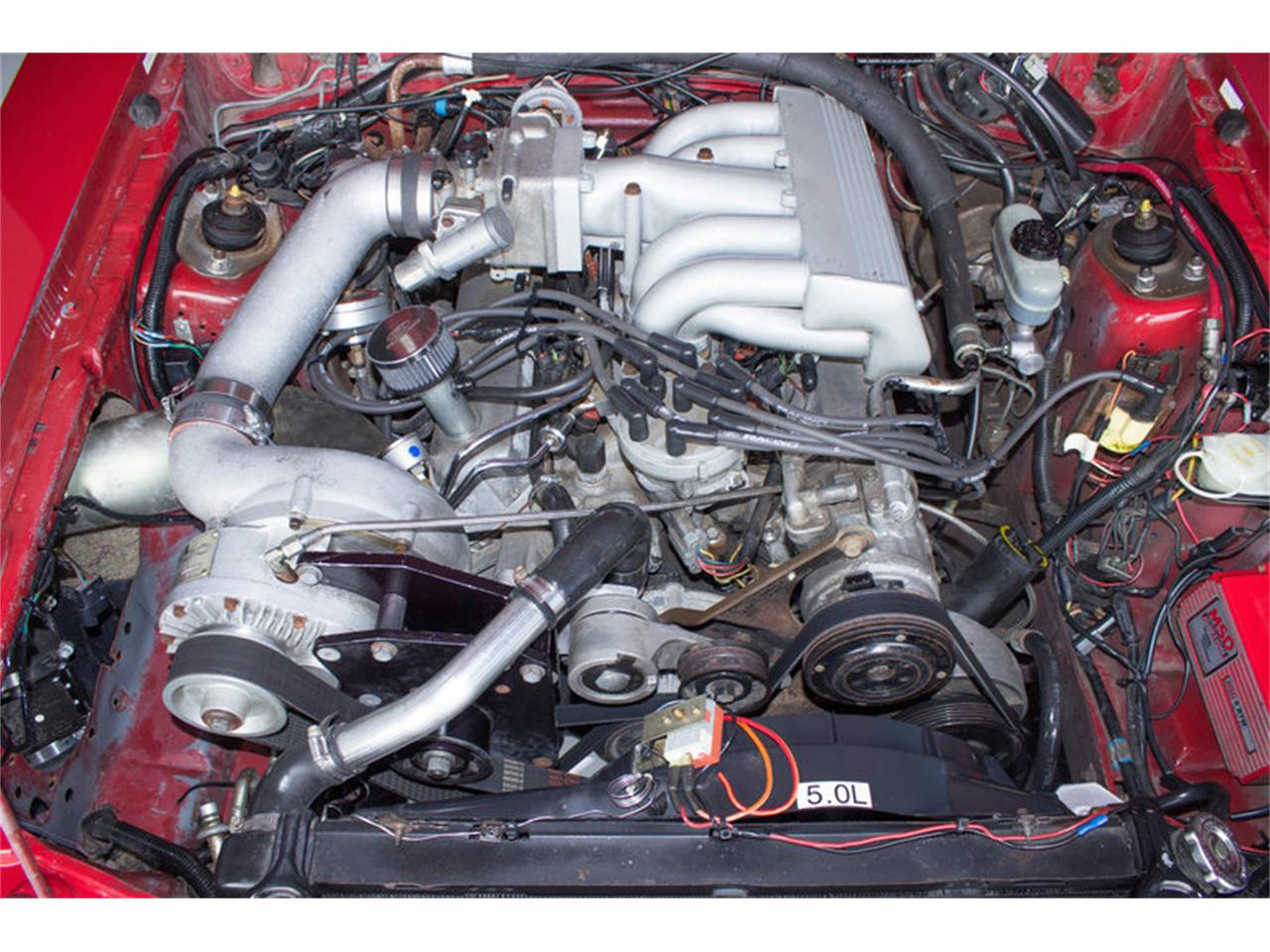 Large Picture of 1988 Mustang Fox Body located in Florida Offered by Skyway Classics - MF72