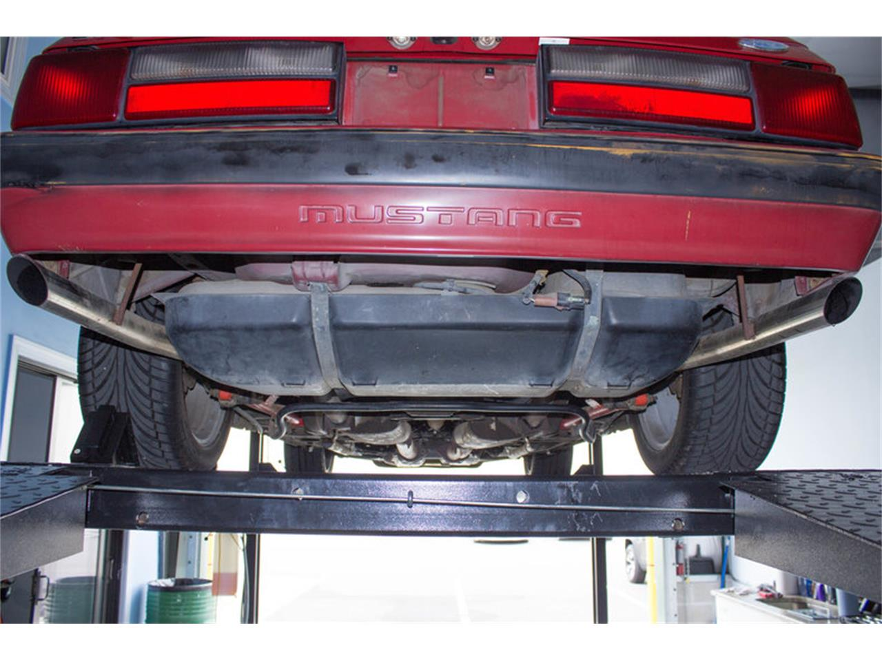 Large Picture of 1988 Mustang Fox Body located in Palmetto Florida Offered by Skyway Classics - MF72