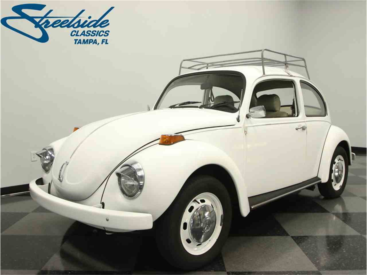 Large Picture of '71 Volkswagen Super Beetle located in Lutz Florida - MF74