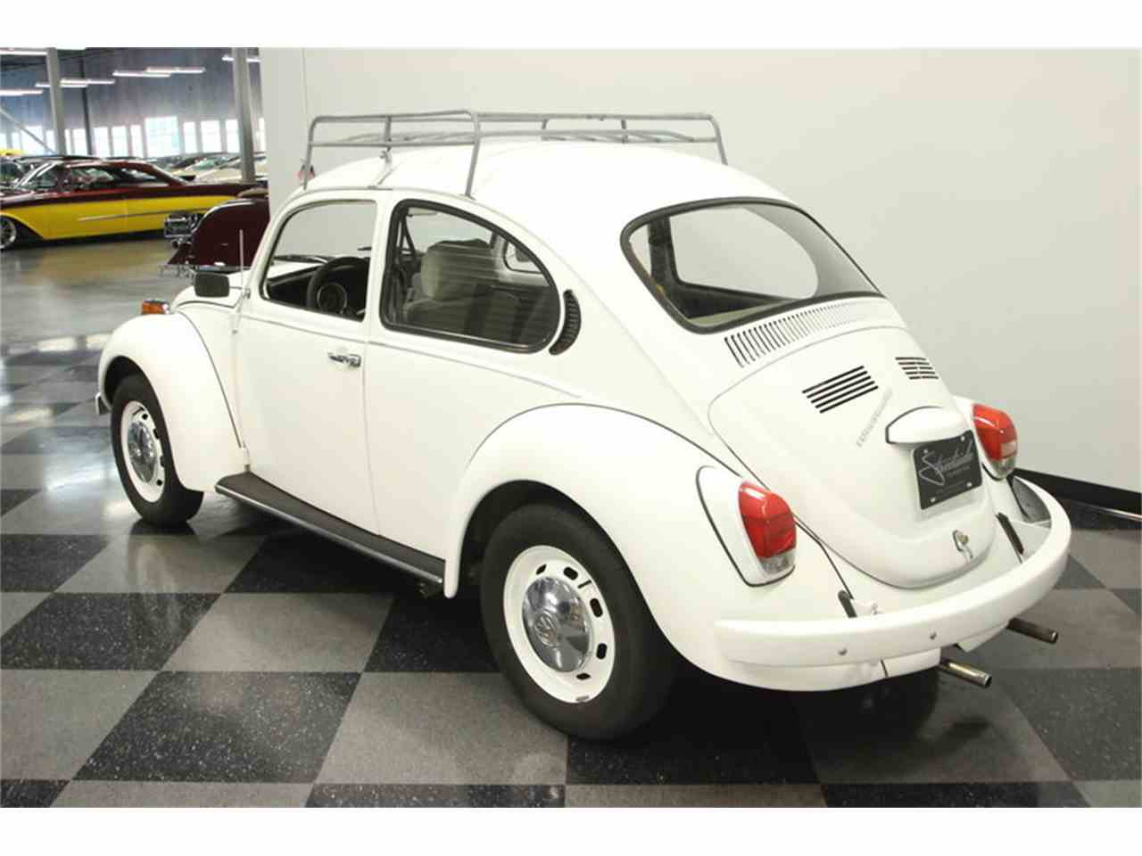 Large Picture of '71 Volkswagen Super Beetle Offered by Streetside Classics - Tampa - MF74