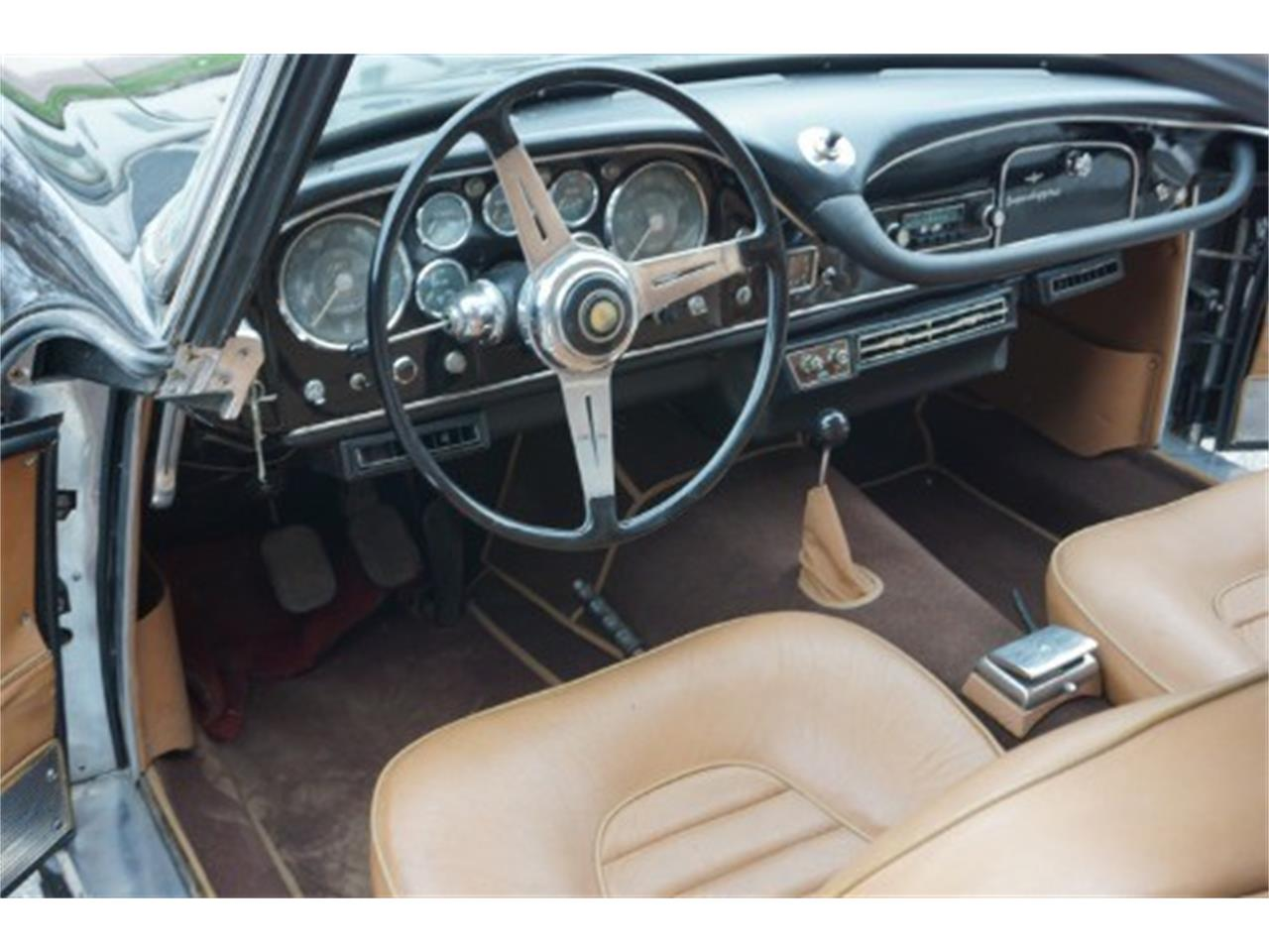 Large Picture of Classic '64 Maserati 3500 located in New York Offered by Gullwing Motor Cars - MF78